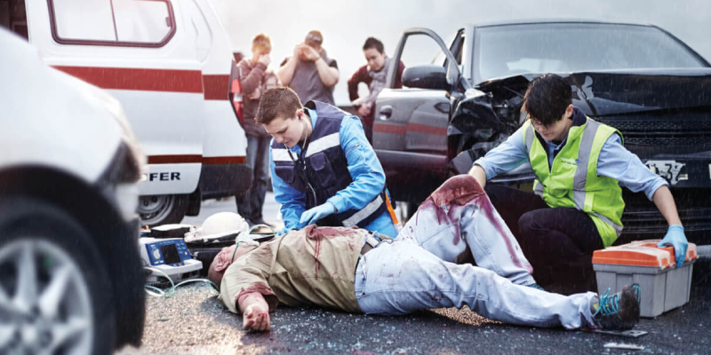 accident victims